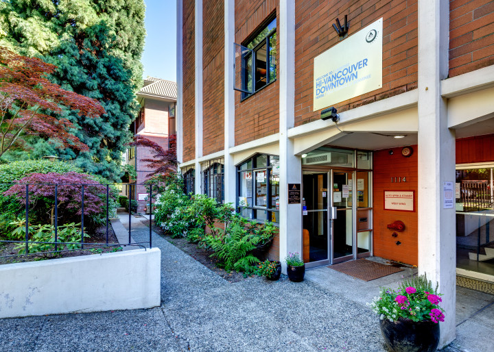 Hostels in Vancouver